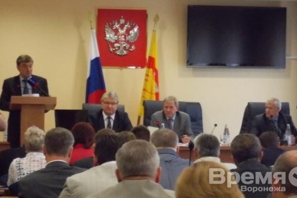 Воронежских чиновников заставили пройти переаттестацию