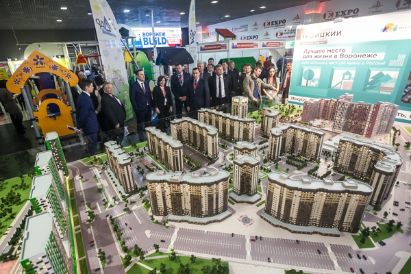 Евгений Хамин на «Воронеж Build»: «Ищите архитектурную истину!»