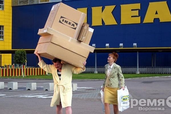 Стало известно, построит ли ИКЕА свой гипермаркет под  Воронежем