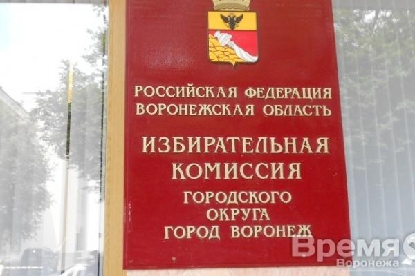 Партия власти утвердила главу горизбиркома, который будет вести кампанию по выборам мэра Воронежа