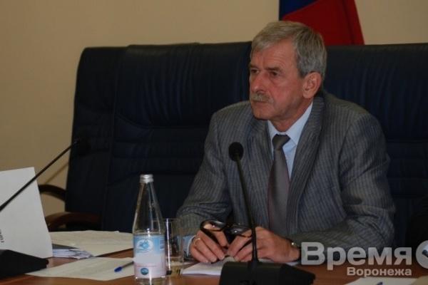 На экс-спикера Воронежской городской Думы завели уголовное дело