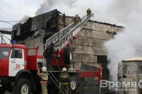 Воронежская прокуратура начала проверку по факту взрыва на заправке под Воронежем
