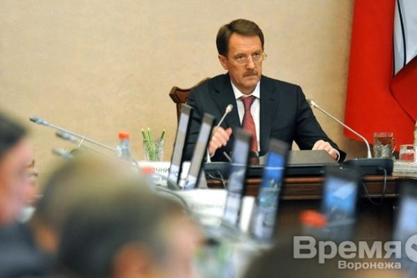 Депутаты могут отменить выборы губернатора в Воронежской области