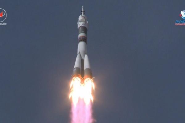 Ракета с воронежским двигателем вывела на орбиту пилотируемый корабль