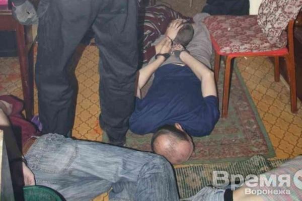 В Воронеже за три месяца наркополицейские раскрыли 30 притонов