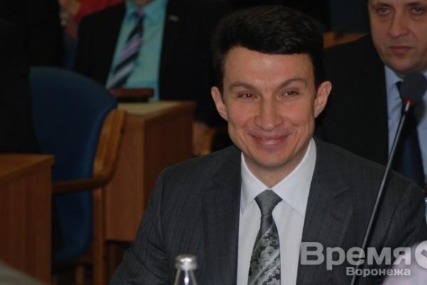 И.о. мэра Воронежа за год заработал 39 млн рублей