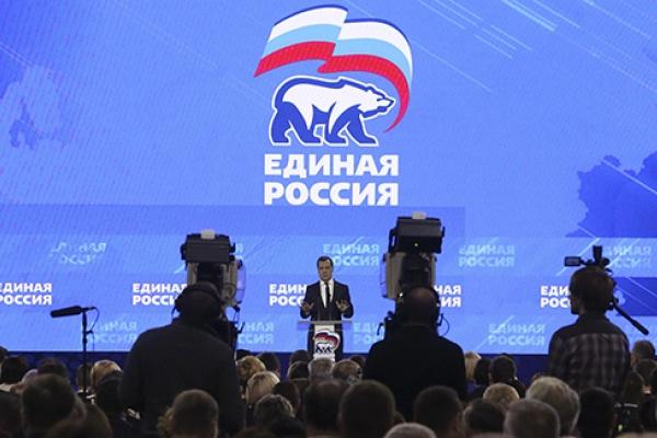 В Воронеже поддержка «Единой России» гораздо выше, чем по стране в целом