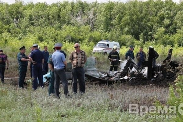 Выпускник воронежского лётного училища разбился на вертолёте в Саратовской области