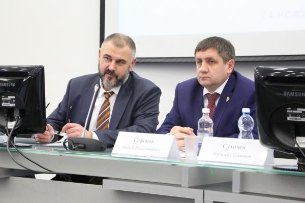 В воронежском опорном вузе обсудили инновационное будущее региона