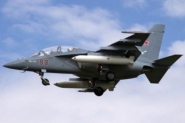 В Воронежской области спасли пилотов разбившегося Як-130