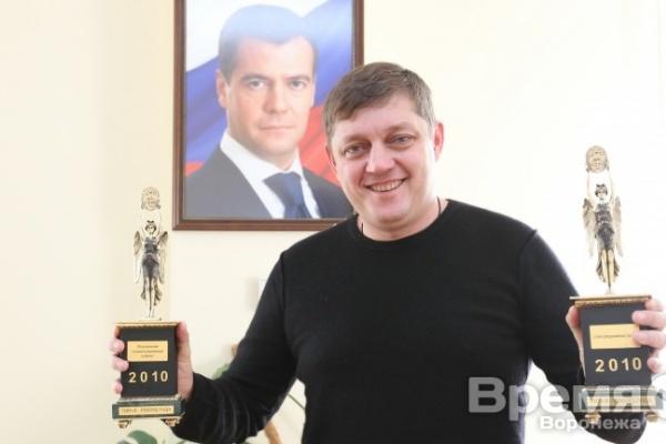 Олег Пахолков о смене кандидата на выборах главы Воронежа: «Я  не хочу быть ни мэром, ни губернатором»
