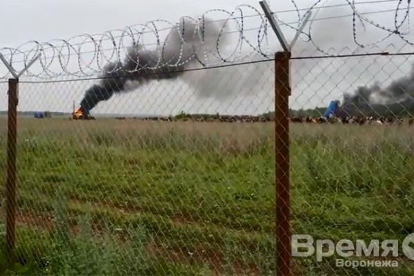 В Новохопёрском районе антиникелевцы сожгли лагерь геологов