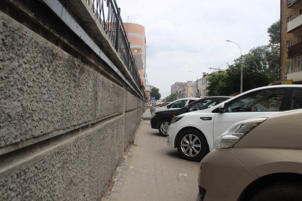 Белгородский подрядчик предложил мэрии Воронежа свой проект платных парковок