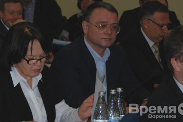 Леонид зенищев воронеж семья фото