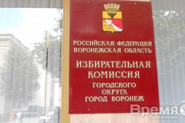 В Воронеже из-за брака в подписных листах отказались зарегистрировать одного из кандидатов на выборах мэра