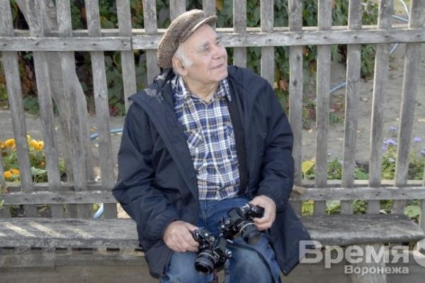 Скончался прославленный воронежский журналист и писатель Василий Песков