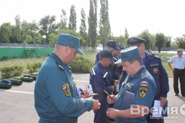 Воронежские спасатели будут помогать бороться с последствиями паводка на Дальнем Востоке