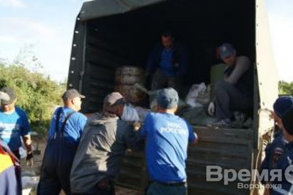 Жители затопленного села на Дальнем Востоке обвинили воронежских спасателей в избиении людей