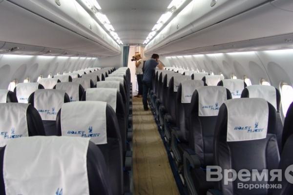 Самолёт «Полёта» не смог вылететь из Воронежа из-за того, что было нечем заправить борт
