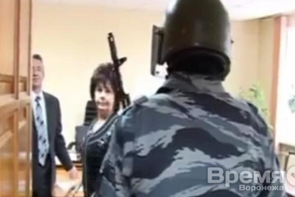 В сети появилось видео обысков в мэрии Воронежа по делу о хищении 30 млн рублей