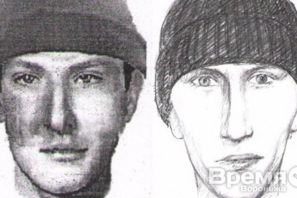 Полицейские составили фотороботы мужчин, ограбивших воронежский ювелирный на 10 млн рублей