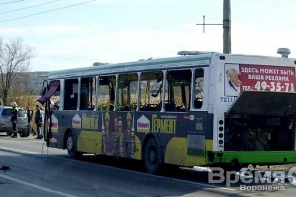 Под Воронежем видели сообщника смертницы, взорвавшей автобус в Волгограде