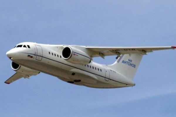 Воронежский Ан-148 совершил аварийную посадку в Минводах