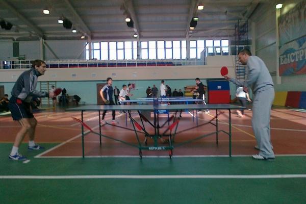Теннисисты спортивного клуба «Елань» стали лучшими в районе