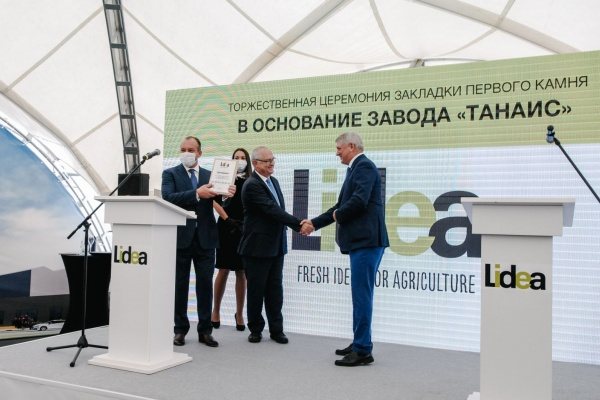 Французская компания начнет производство семян в Воронеже
