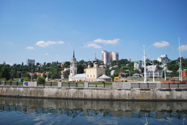 В Воронеже футбольным фанатам отдали федеральный объект культурного наследия