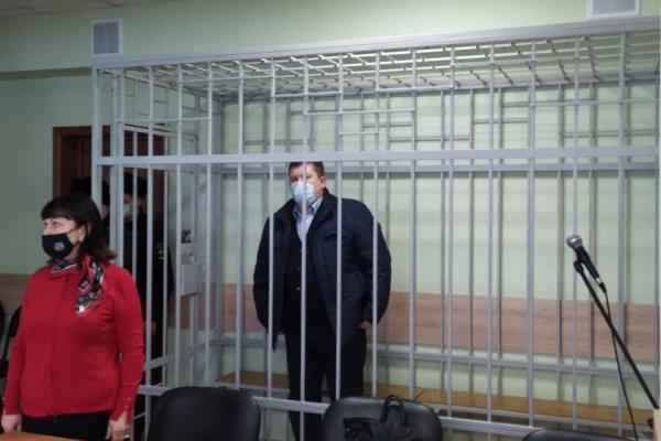 Первого зампреда воронежской городской думы отправили под домашний арест