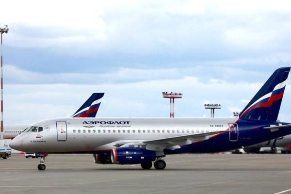 Задержку рейсов «Аэрофлота» в Воронеж объяснили неисправностью суперджетов