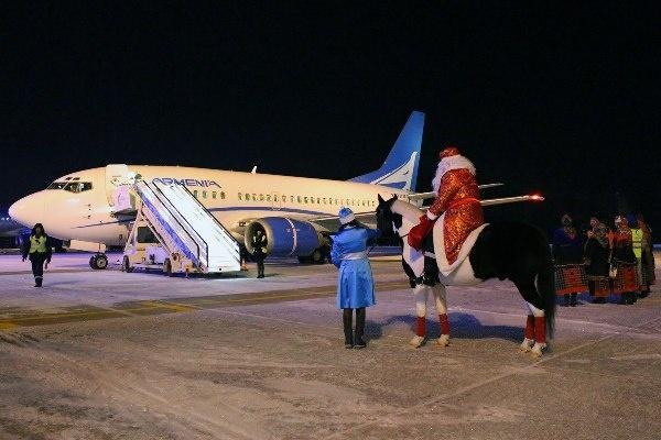 Воронежский аэропорт опять открыл регулярные рейсы в Ереван