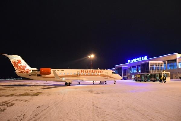 Аэропорт Воронеж вошел в двадцатку наиболее востребованных в Европе