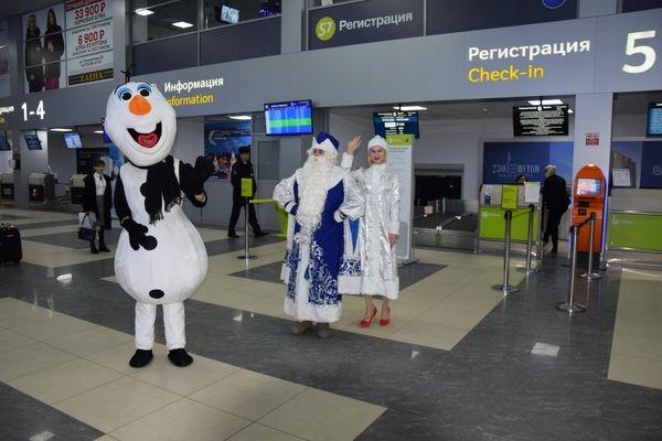 В 2018 году воронежский аэропорт почти на треть увеличил пассажиропоток