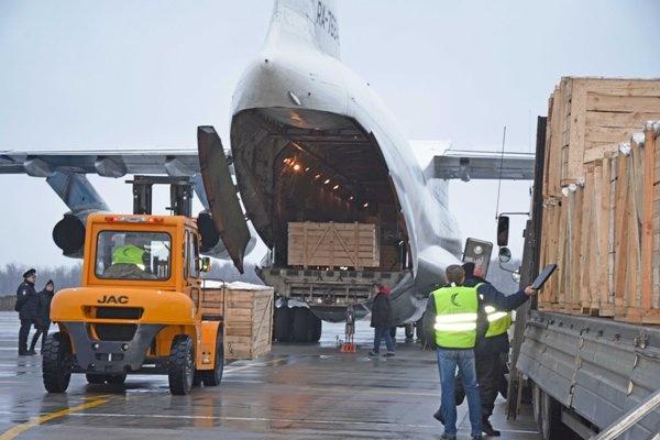 Воронежский аэропорт почти втрое увеличил объем грузоперевозок