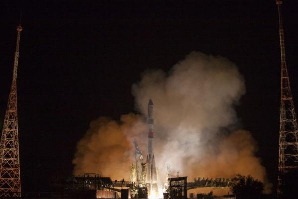 Ракета с воронежским двигателем вывела на орбиту космический грузовик