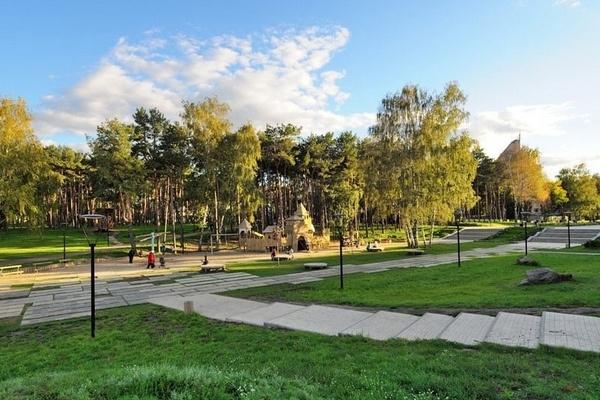 В Воронеже на спортивную и детскую зоны парка «Алые паруса» готовы потратить 21 млн рублей