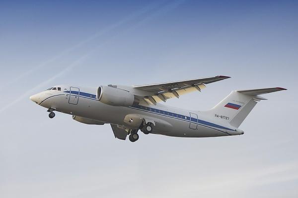 Минобороны оплатило воронежскому авиазаводу 1-ый в нынешнем году Ан-148