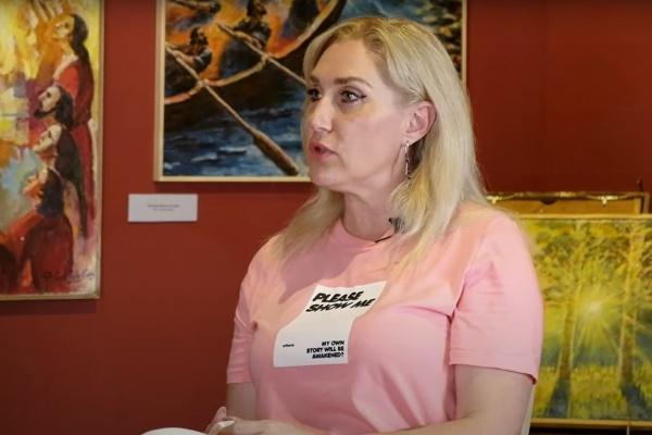 Анна Сушкова о глубоком смысле картин воронежского художника Федора Сушкова и деталях выставки его произведений