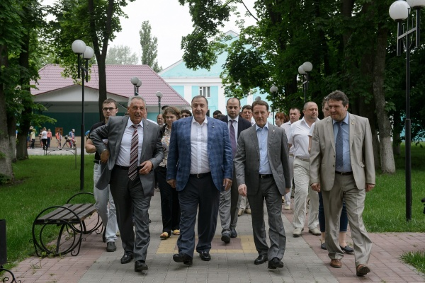 Воронежский кандидатский минимум