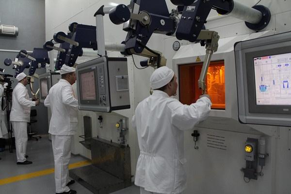 В Воронеже  выбирать президента будут по «атомным технологиям»