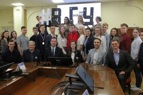 Воронежский перевозчик наградил молодых ученых за проекты по цифровизации транспорта