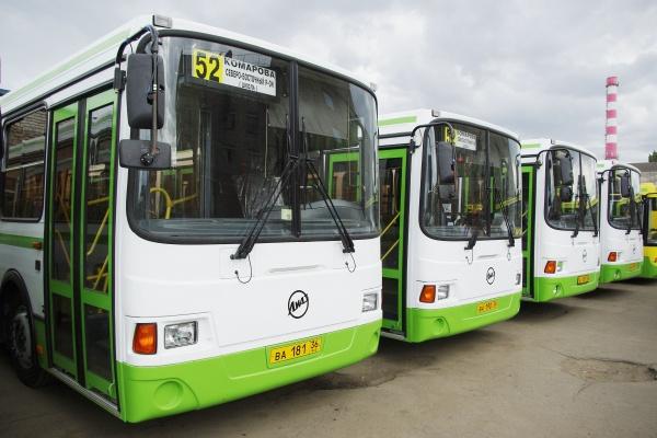 ВВоронеже появятся 36 автобусов нагазомоторном горючем