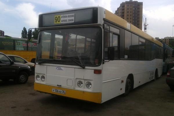 В Воронеже с 2020 года планируют запретить частникам работать на городских маршрутах