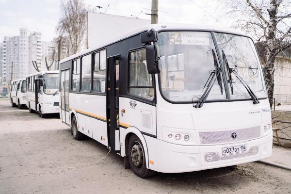 Воронежский перевозчик провел диалог с пассажирами в соцсети