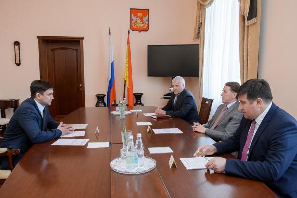 Воронежский губернатор пригрозил руководству филиала компании «Автодор»