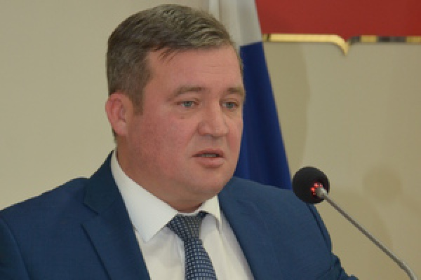 Александр Чистяков: «В Воронеже ледовых дворцов может быть намного больше»