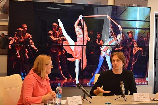 Артист Большого театра в Воронеже опроверг миф о подлости за кулисами