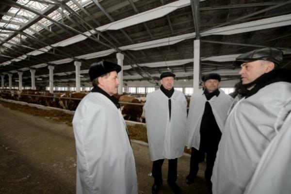 Воронежский губернатор похвалился перед Александром Бегловым